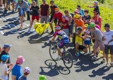 The Cyclist Jan Polanc - Tour de France 2016 Stock Image
