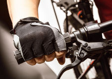 Cyclist Royalty Free Stock Image