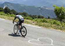 The Cyclist Mark Cavendish - Tour de France 2015 Stock Photography