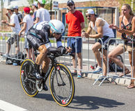 The Cyclist Mark Renshaw - Tour de France 2015 Stock Images