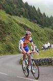 The cyclist Mollema Bauke Stock Photo