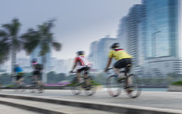 Cyclist Stock Photography