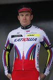 Cyclist Norwegian Alexander Kristoff Stock Image