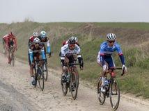 The Cyclist Peter Sagan - Paris-Roubaix 2019 royalty free stock image