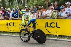 The Cyclist Rafal Majka - Tour de France 2015 Stock Photo