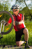 Cyclist Stock Photos