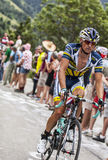 The Cyclist Sergey Lagutin Royalty Free Stock Photos