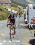 The Cyclist Sylvain Chavanel - Tour de France 2015 Stock Image