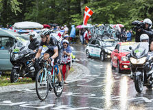 The Cyclist Tony Martin Stock Photo