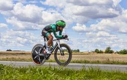 The Cyclist Yukiya Arashiro Stock Photos