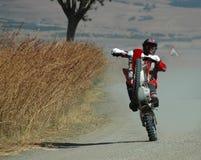 Cycliste Image stock