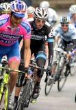 Cycliste Daniel irlandais Martin de Garmin Cervelo Images libres de droits