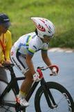 cyclists Fotografie Stock Libere da Diritti
