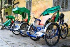 Cyclo в Вьетнаме Стоковые Изображения