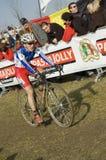 Cyclo перекрестная гонка 2008 Стоковые Изображения