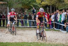 Cyclo-cross Stock Photos