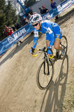 Cyclo-cross Stock Photo