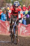 Cyclo-cross National Championship - Elite Women Royalty Free Stock Photos