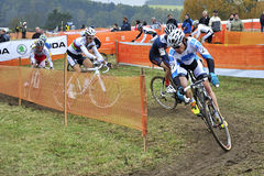 Cyclo Cross UCI Czech Republic 2012 Stock Image
