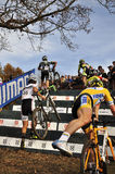 Cyclo Cross UCI Czech Republic 2013 Royalty Free Stock Photography