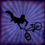 Cyclo driver Royalty Free Stock Images