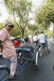Cyclo in Vietnam Stock Image