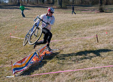 Cyclocross Stock Image