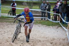 Cyclocross Royalty Free Stock Images