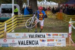 Cyclocross Стоковые Фотографии RF