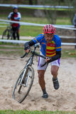 Cyclocross Royalty Free Stock Photography