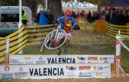 Cyclocross Стоковая Фотография RF