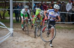 Cyclocross Stock Photography