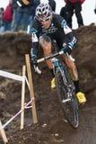 Cyclocross - Ben Berden Stock Image