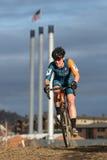Cyclocross - Beth Энн Orton Стоковое фото RF