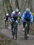 Cyclocross Royalty Free Stock Photos