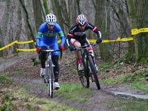 Cyclocross Stock Photo