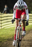 Cyclocross competition Royalty Free Stock Image