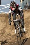 Cyclocross - Julie Krasniak Royalty Free Stock Photos