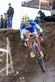 Cyclocross - Katerina Nash Stock Images