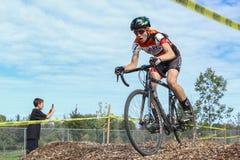 Cyclocross rasa Zdjęcie Royalty Free
