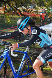 Cyclocross Rennen Lizenzfreie Stockfotografie