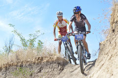 Cyclocross, royalty free stock image