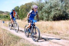 Cyclocross, royalty free stock photos