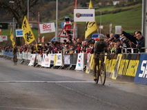 Cyclocross Weltcup 2008-2009 Lizenzfreie Stockfotografie