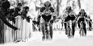 Cyclocross Weltmeisterschaften 2013 Lizenzfreie Stockfotografie