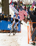 Cyclocross Weltmeisterschaften 2013 Stockfotografie