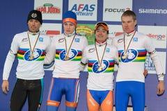 Cyclocross Weltmeisterschaften 2013 Lizenzfreie Stockbilder