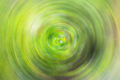 Cyclone green. Abstract Graphics cyclone green Background Royalty Free Stock Images