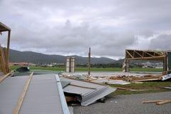 Cyclone Ita damage Royalty Free Stock Photography