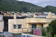 Cyclone Ita damage Stock Photography